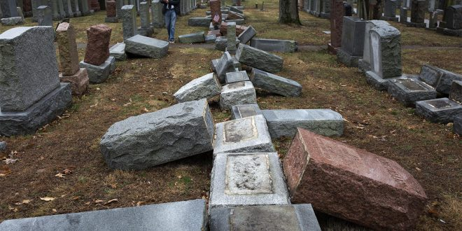 St. Louis Federation Opens Jewish Cemetery Restoration and Security Fund