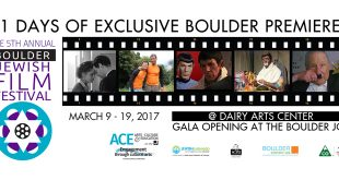 What the Boulder Jewish Film Festival Gets Right