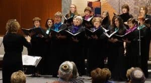 Kol Nashim Women's Choir to Perform to Benefit Battered Women May 21st