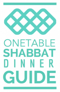 OneTable Shabbat Dinner Guide