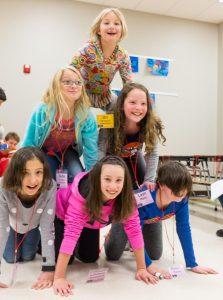 Sunday School Boulder Colorado for Gilrs
