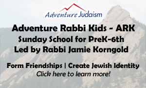 Adventure Rabbi Kids (ARK)