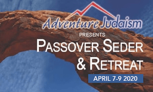 Passover in Moab