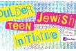 Register Now for Teen Programs at the JCC