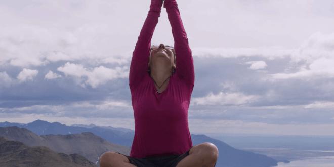 Yoga Instructor Caron Robinson