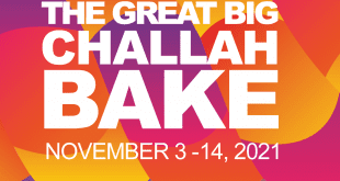 The Great Big Challah Bake is Back at the Boulder JCC!